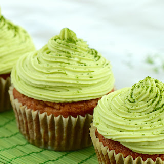 Fruity Matcha Whipped Cream