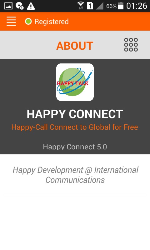 Happy Call Dialer- screenshot