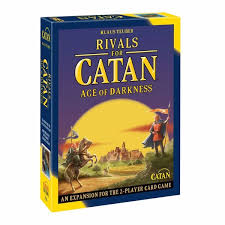 The Rivals for Catan: Age of Darkness - The card game