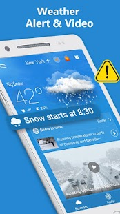 Weather Radar & Forecast- screenshot thumbnail