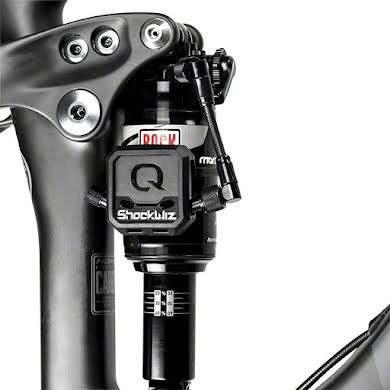 Quarq ShockWiz Air-Sprung Forks and Rear Shocks alternate image 1