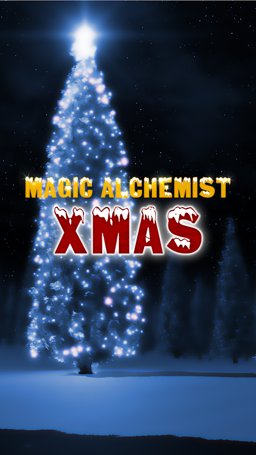 Magic Alchemist Xmas- screenshot