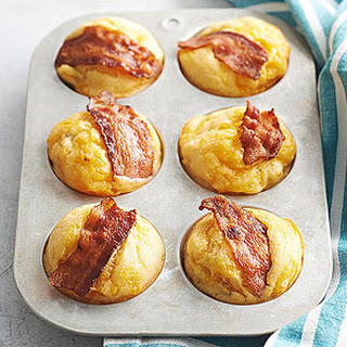 Bacon-and-Egg Muffins