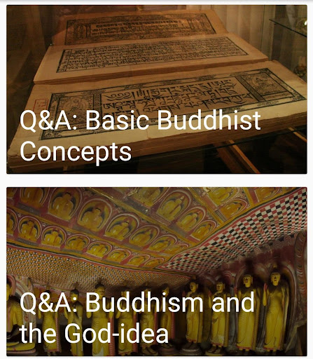 Buddhism Facts 1.0 screenshots 7