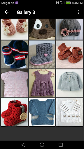 Baby Knitting screenshot 1