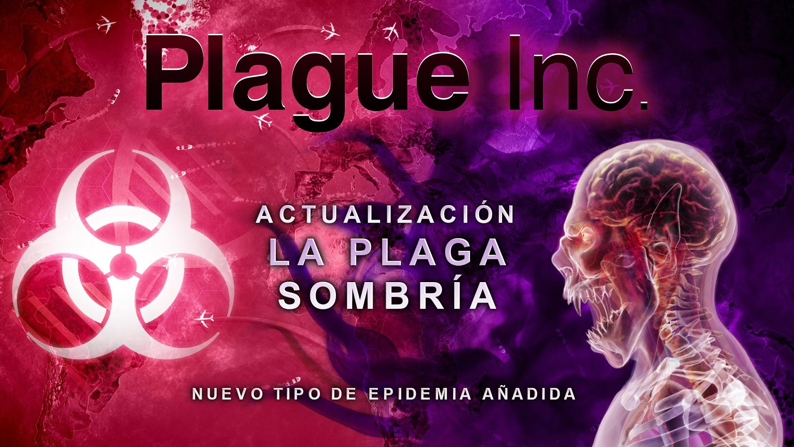 Plague Inc.: captura de pantalla