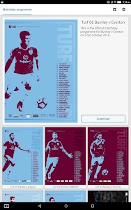 Burnley FC Programmes screenshot 6