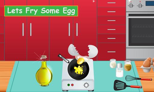 卵メーカー調理シェフ
