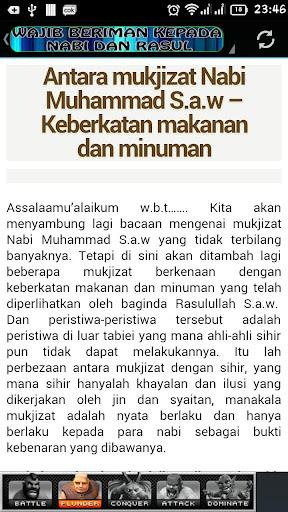 Mukjizat Para Nabi & Rasul screenshots apkspray 1