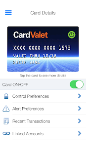 CardValet- screenshot thumbnail