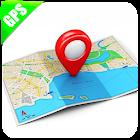 地图和导航跟踪 icon