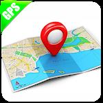 GPS Maps & Navigation Tracker Icon