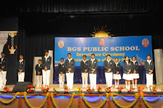 Photo: We are the torch bearers of the school