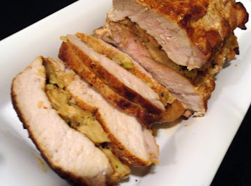 Stuffed Pork Loin Recipe