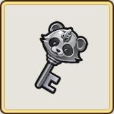 アゲアゲ島の鍵