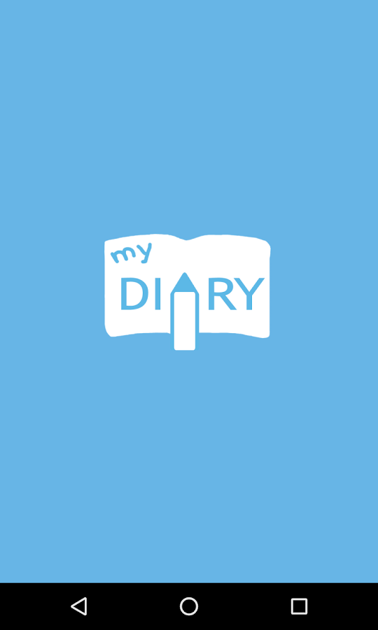 My Diary(unofficial demo)- screenshot