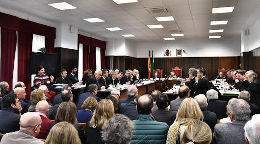 Cápsulas individuales, la idea de la Junta para la nueva normalidad judicial