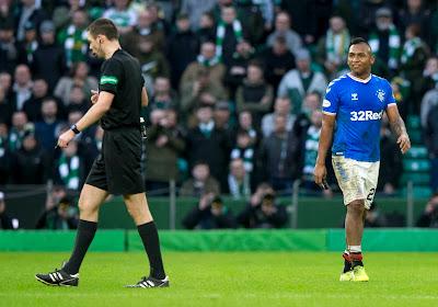 Le supporters du Celtic accusés de racisme envers Alfredo Morelos selon les Rangers