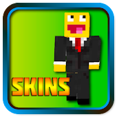 Funny skins for Minecraft