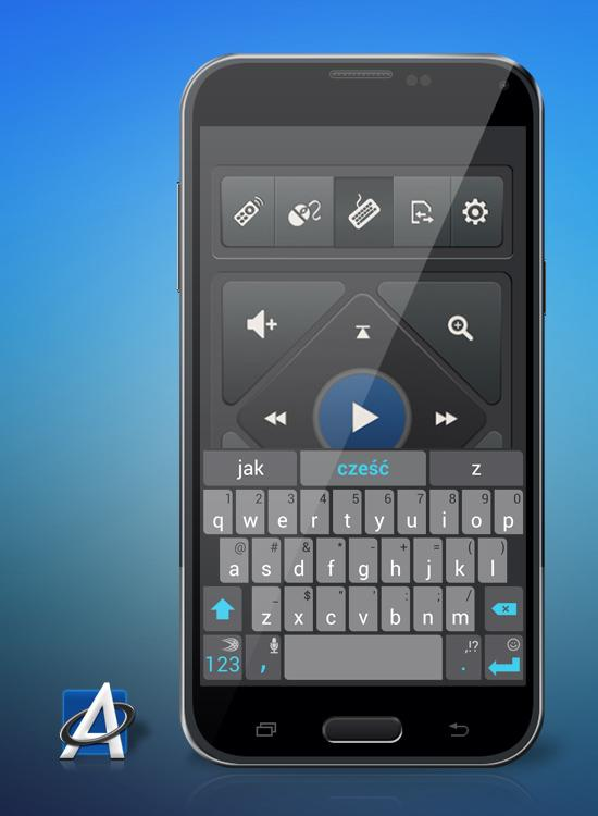 ALLPlayer Remote Control Free- screenshot