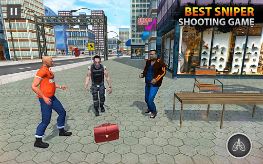 New Sniper Shooter: Free offline 3D shooting games apkpoly screenshots 5