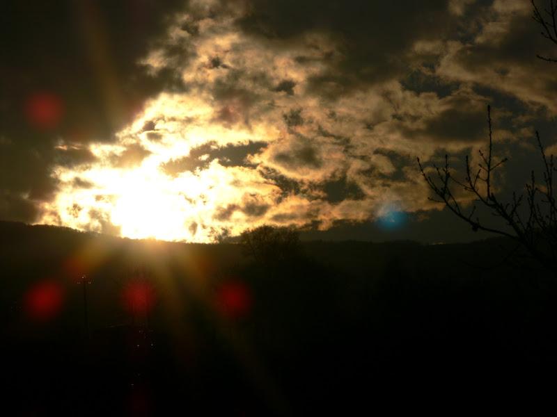 Raggi al tramonto di PhotoLoris