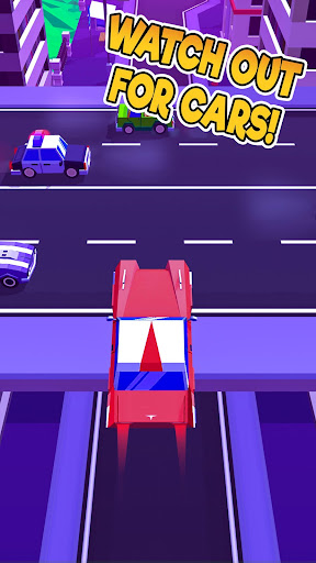 Taxi Run - Crazy Driver  screenshots 14