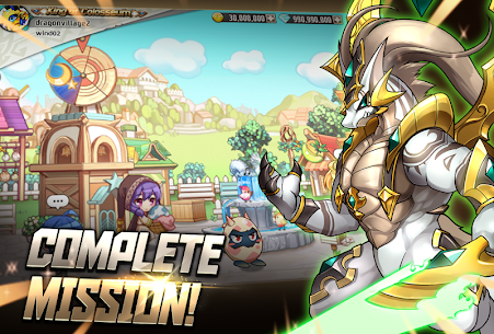 Dragon Village 2 – Dragon Collection RPG 3