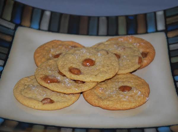 Salted Caramel Cookies Recipe