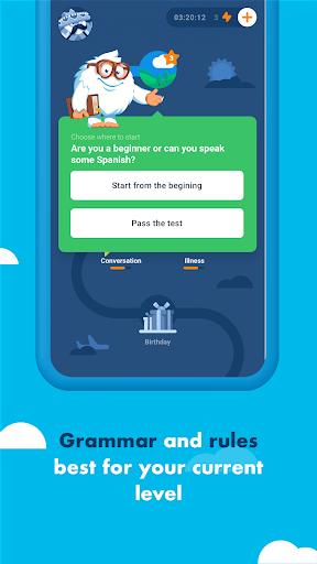 Parla: Learn Spanish Free 2.0.0 screenshots 3