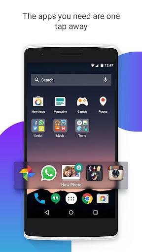 EverythingMe Launcher  screenshots 4