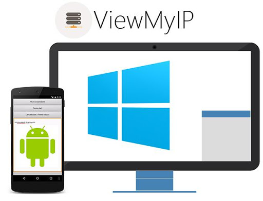 ViewMyIP Scanner for Android