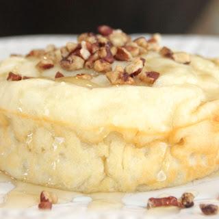 Skinny Caramel Pecan Muffin Cake