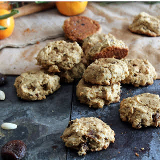 One Bowl Whole Wheat Spiced Apricot Cookies.