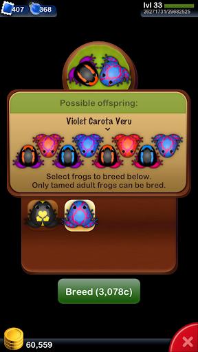 Pocket Frogs screenshot 4
