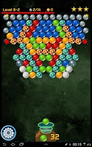 Space Bubble Shooter 3