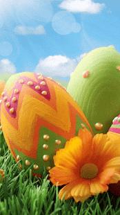 Velikonoce Živá Tapeta Zdarma - náhled