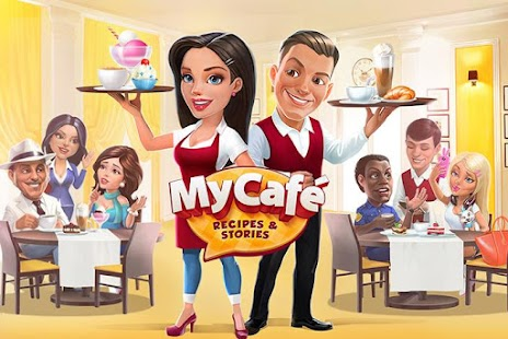 My Cafe Recipes & Stories Mod Apk | Ammapettai Android Apps