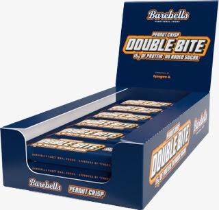 Barebells Double Bite Peanut Crisp 55g - 12st