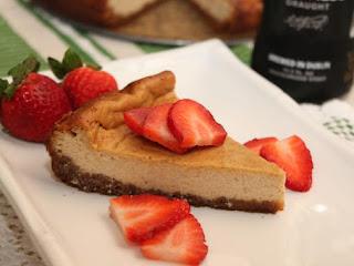 Blue Ribbon - Guinness Gingersnap Cheesecake Recipe