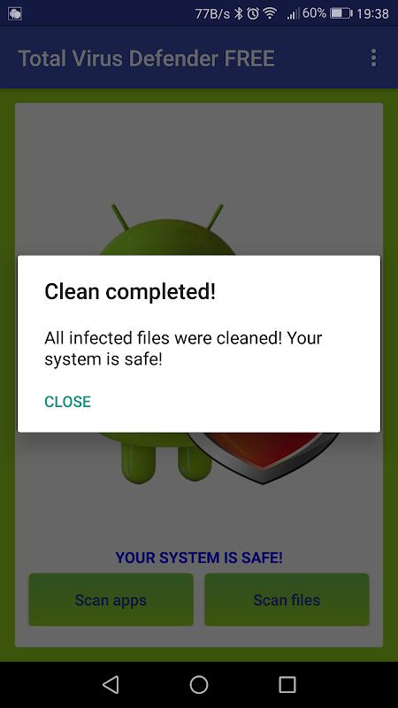 Total Antivirus Defender FREE screenshots