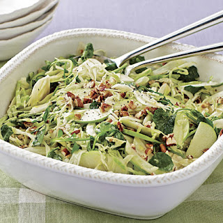 Green Cabbage-Apple-Fennel Salad