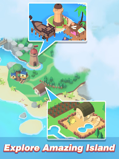 Idle Island: Build and Survive filehippodl screenshot 12