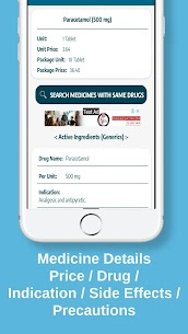 All Medicine Guide – Find Generic Medicines App Download For Android 4