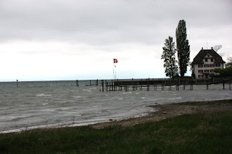 Photo: Day 34 - A View of the Coastline on Bodensee Lake
