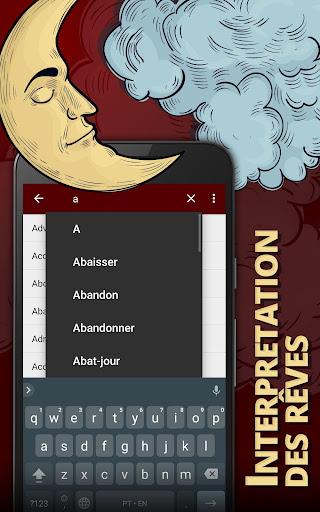 Dictionnaire Des Ru00eaves et Interpretation  screenshots 10