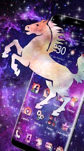 Magical Unicorn Theme - náhled