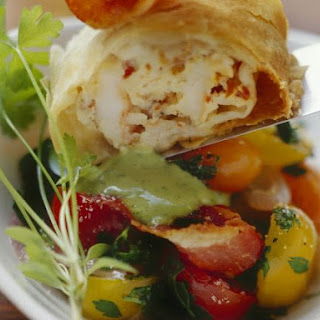 Shrimp Pastry Roll