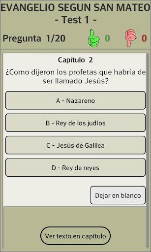 El gran juego de la biblia Screenshot