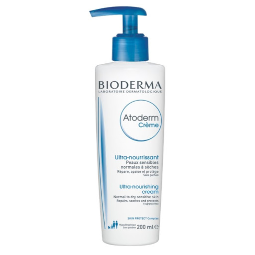 Crema Facial Atoderm Bioderma 200 ml